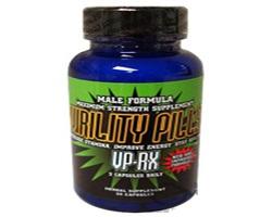 Virility Pills VP-RX tăng cường sinh lực phái mạnh